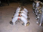 Flanged Stainless Elbows
