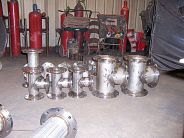 Flanged Stainless